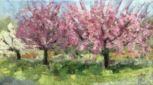 """""""Cherries Jubilee"""" by Victoria Brzustowicz"""