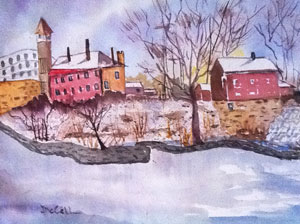 """Honeoye Falls"" by Joey McCall"