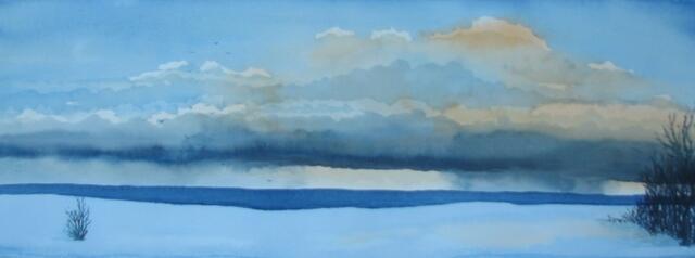 """Lake Effect_"" by Doug Bloom"
