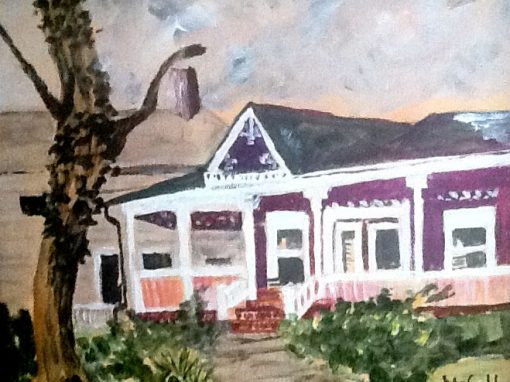Restaurant, Main St., Victor,NY
