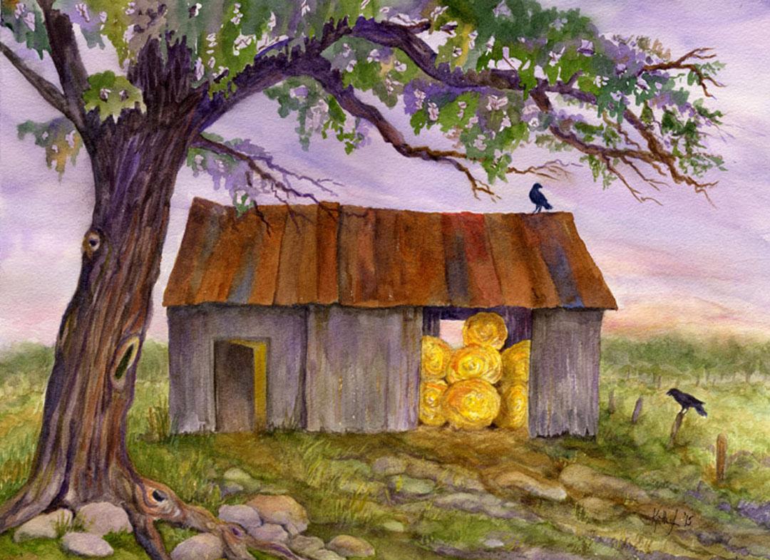 """""""Rumpelstiltskin"""" by Kathy Lindsley"""