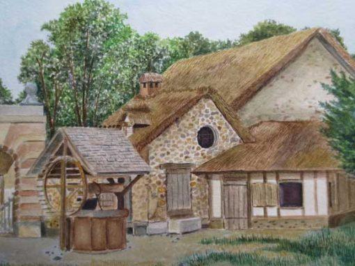 Versailles Peasant Village