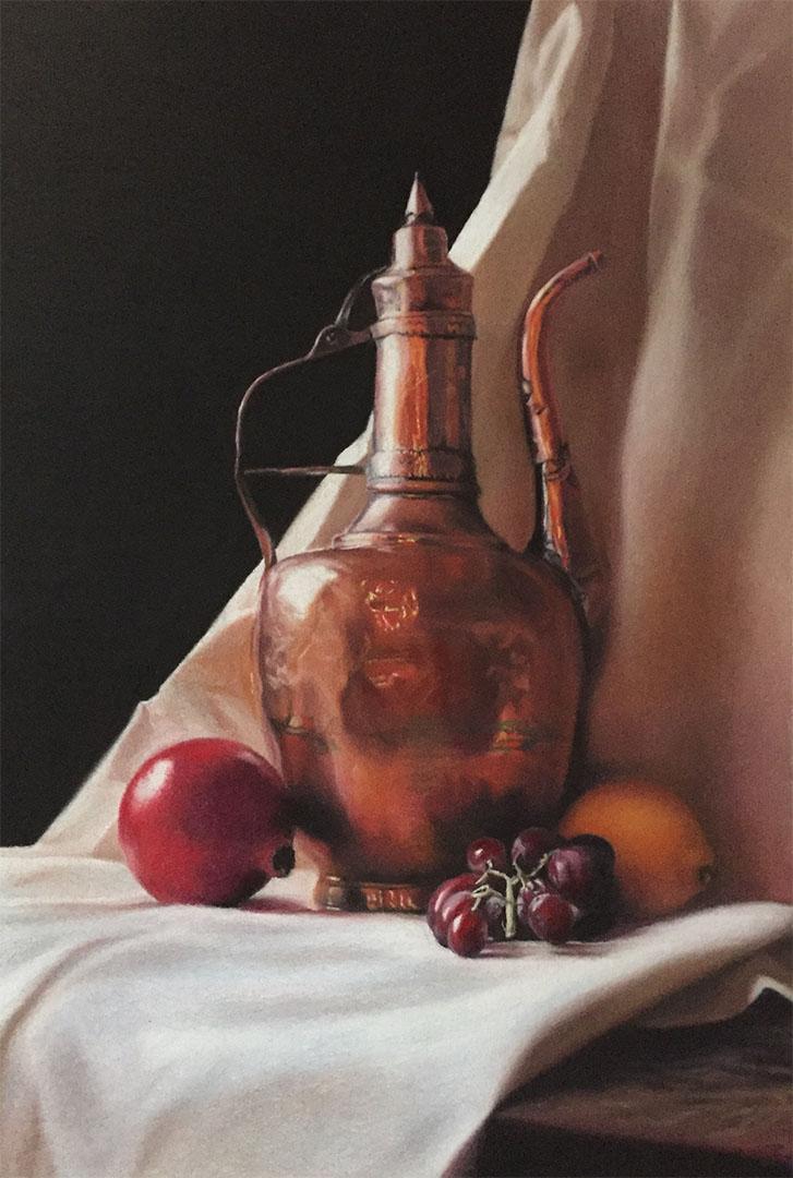 """Banquet"" by Andrea Nadel"