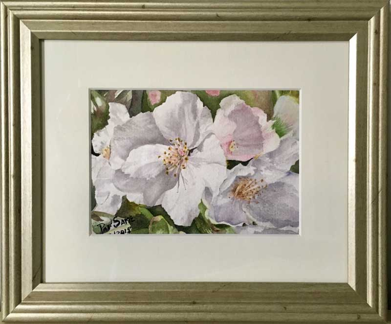 """""""Clematis"""" by Patti Same"""