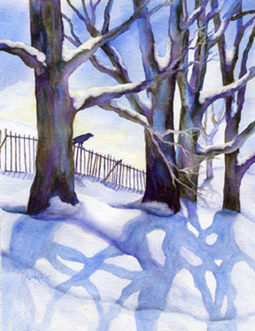 """""""Cold Snap"""" by Kathy Lindsley"""