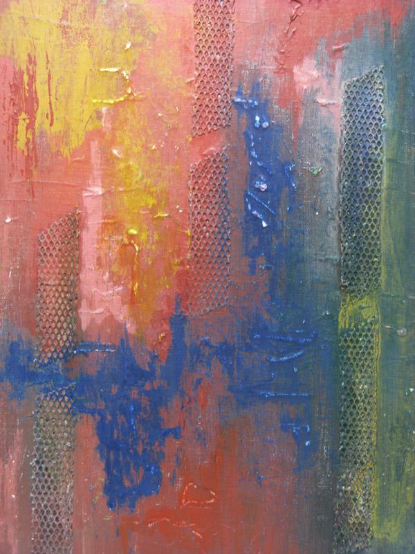 """Dramatic Intent"" by Gail Rivera"