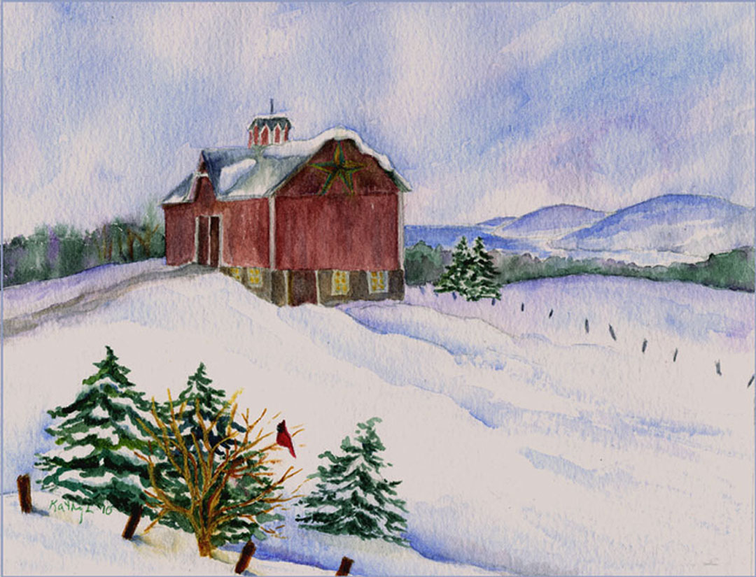 """Lake Effect"" by Kathy Lindsley"