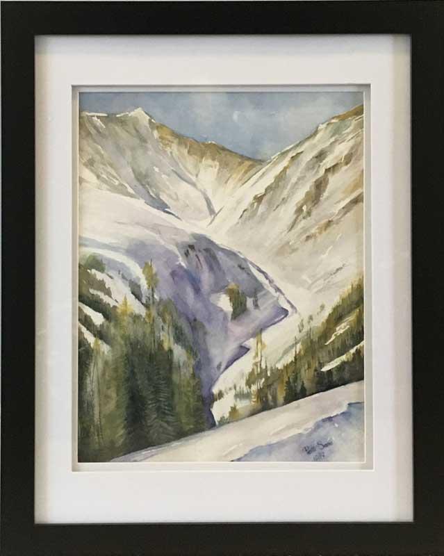 """Mountains Majesty"" by Patti Same"