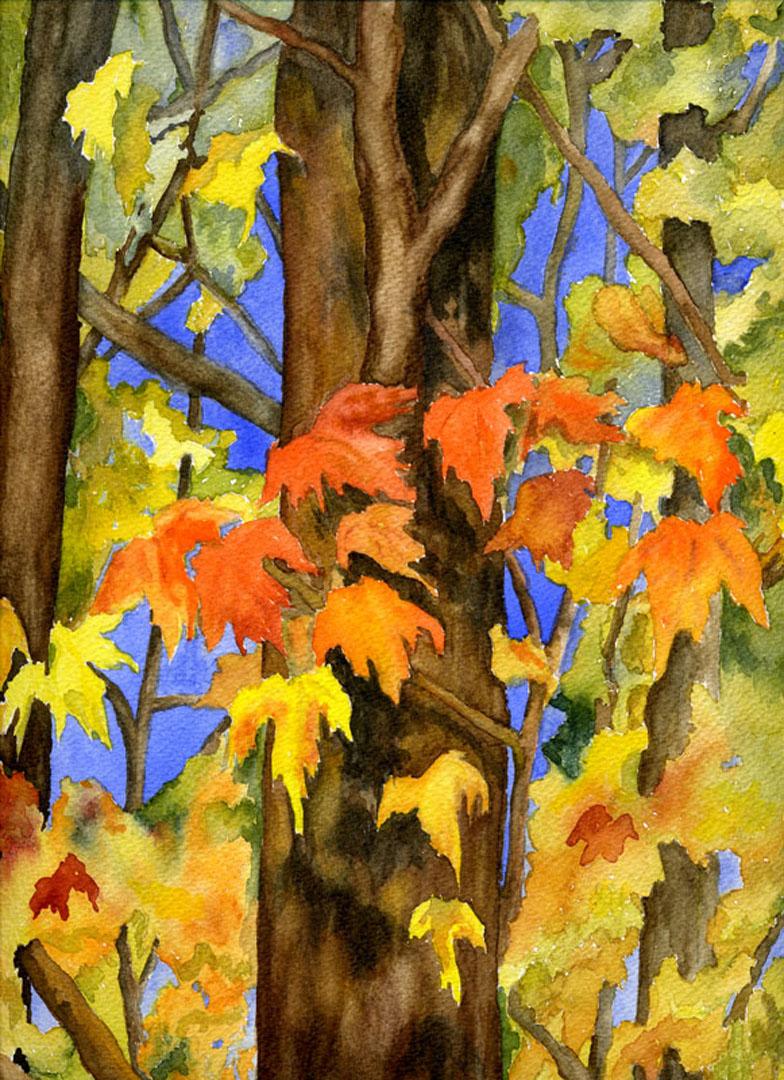 """Maple Leaf Rag"" by Kathy Lindsley"