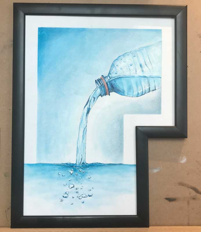 """H2O"" by Fred Smith"