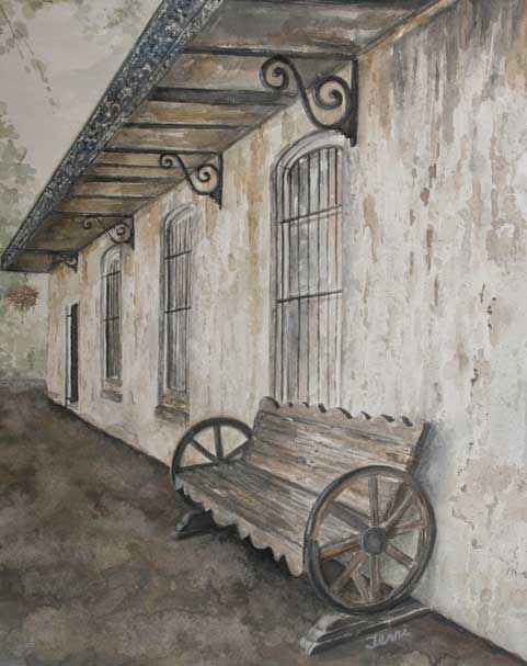 """""""Have a Seat"""" by Terri Geen"""