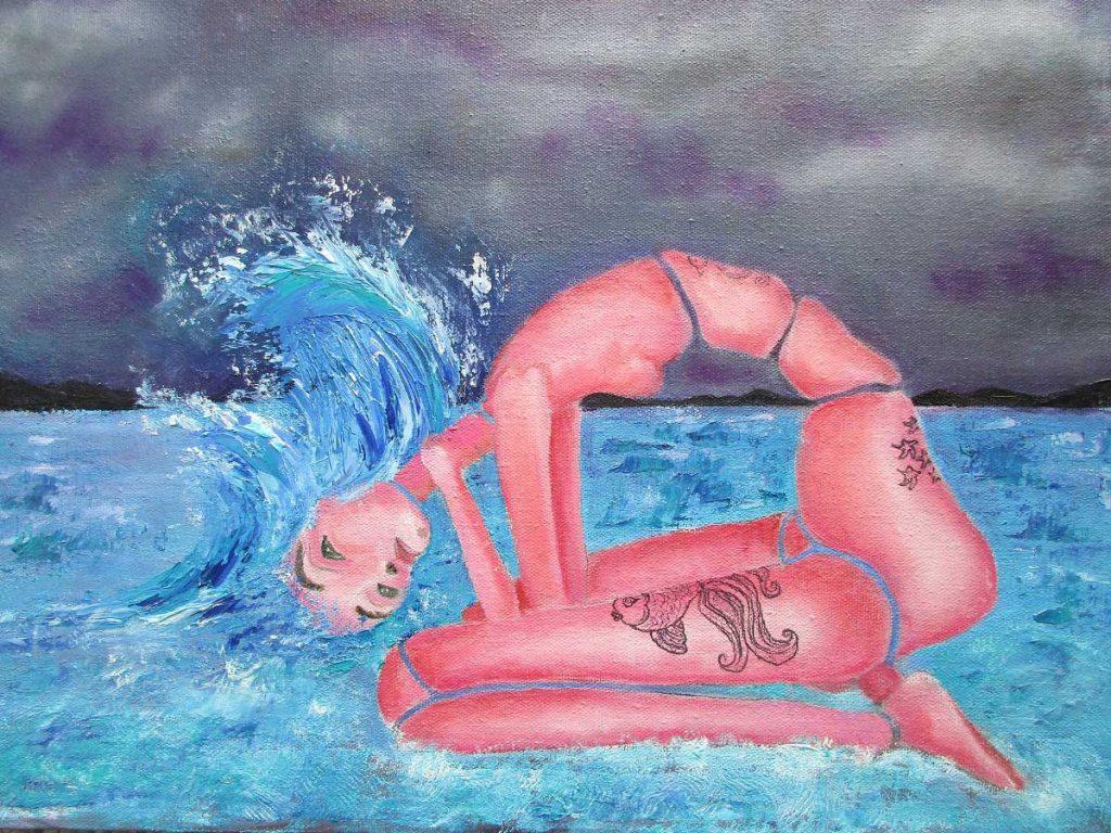 """""""Broken Pisces"""" by Jane June"""