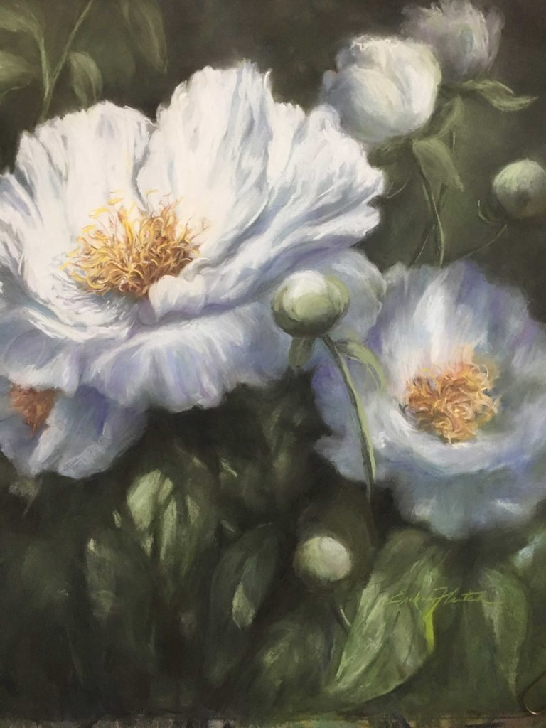 """Garden Jewels No. 3"" by Erika Hutch"