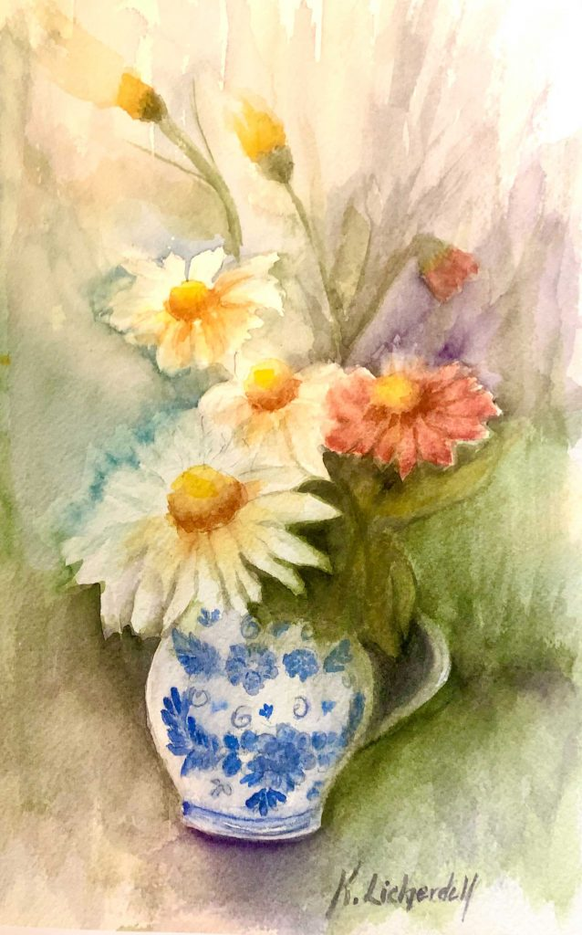 """""""Daisies for Mom"""" by Kaye Licherdell"""