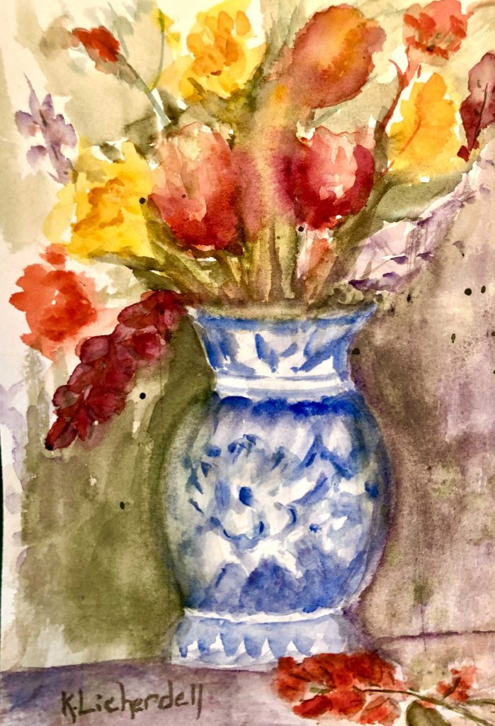 """Spring Extravaganza"" by Kaye Licherdell"