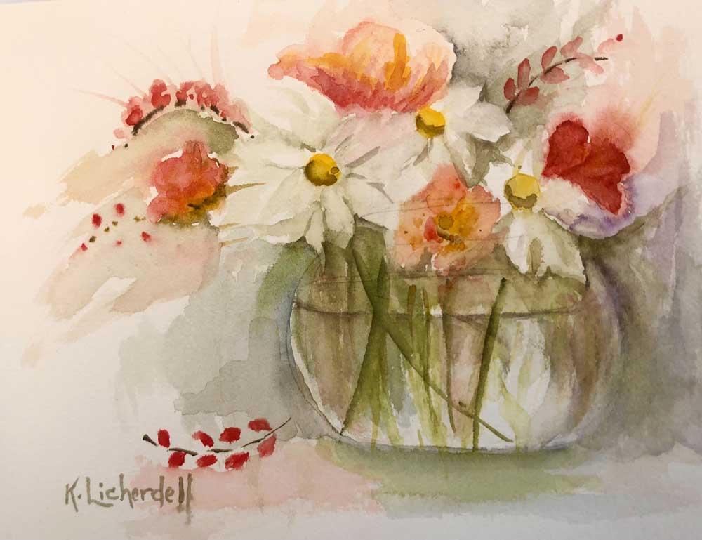 """""""Fresh Picked"""" by Kaye Licherdell"""