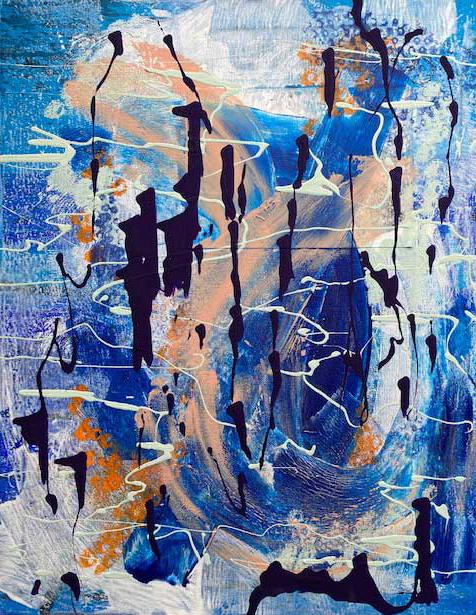 """Joy"" by Gail W. Rivera"