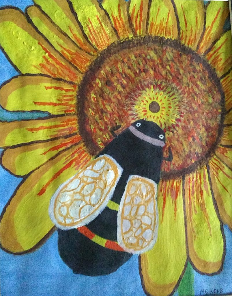 """""""A Life of a Bee"""" by Michael Kolb"""