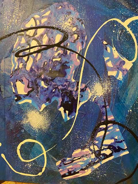 """""""Celebration"""" by Gail Rivera"""