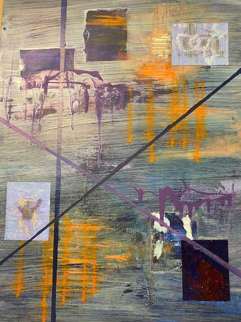 """Crossroads"" by Gail Rivera"