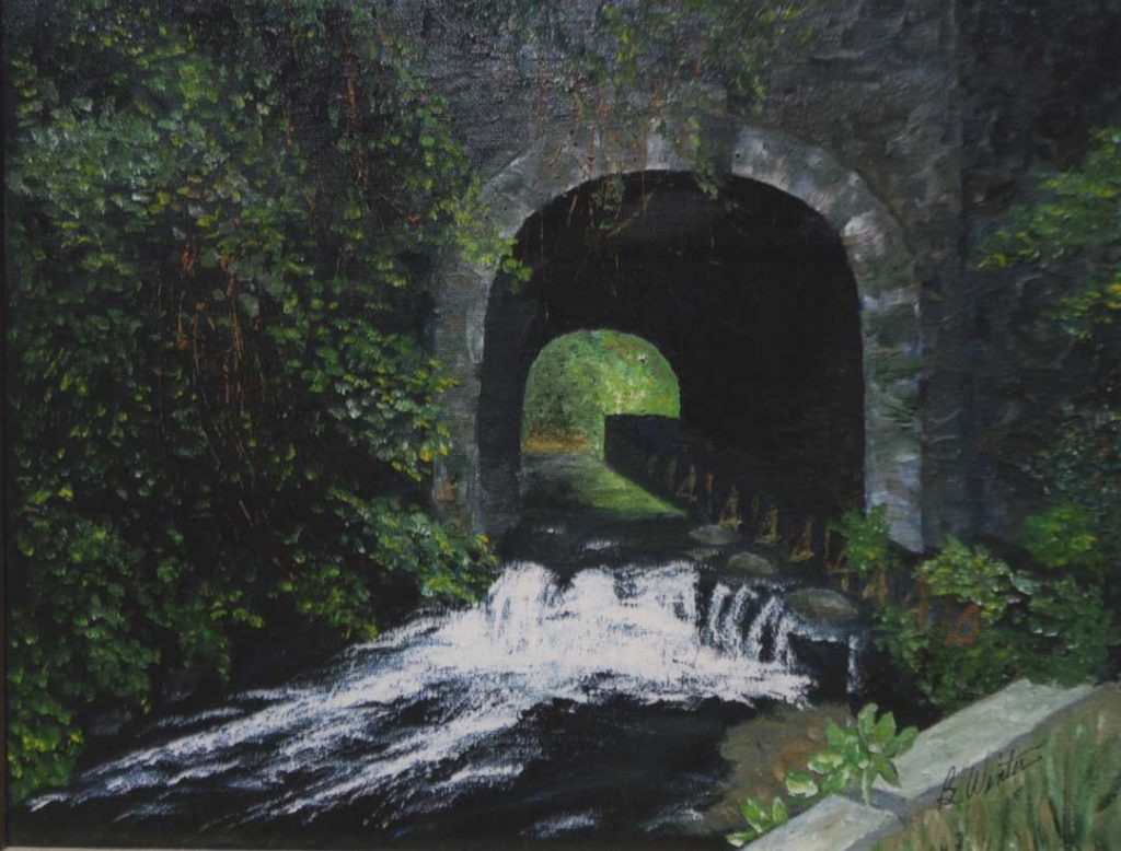 """Corbett's Glen Entrance"" by Bob Winter"