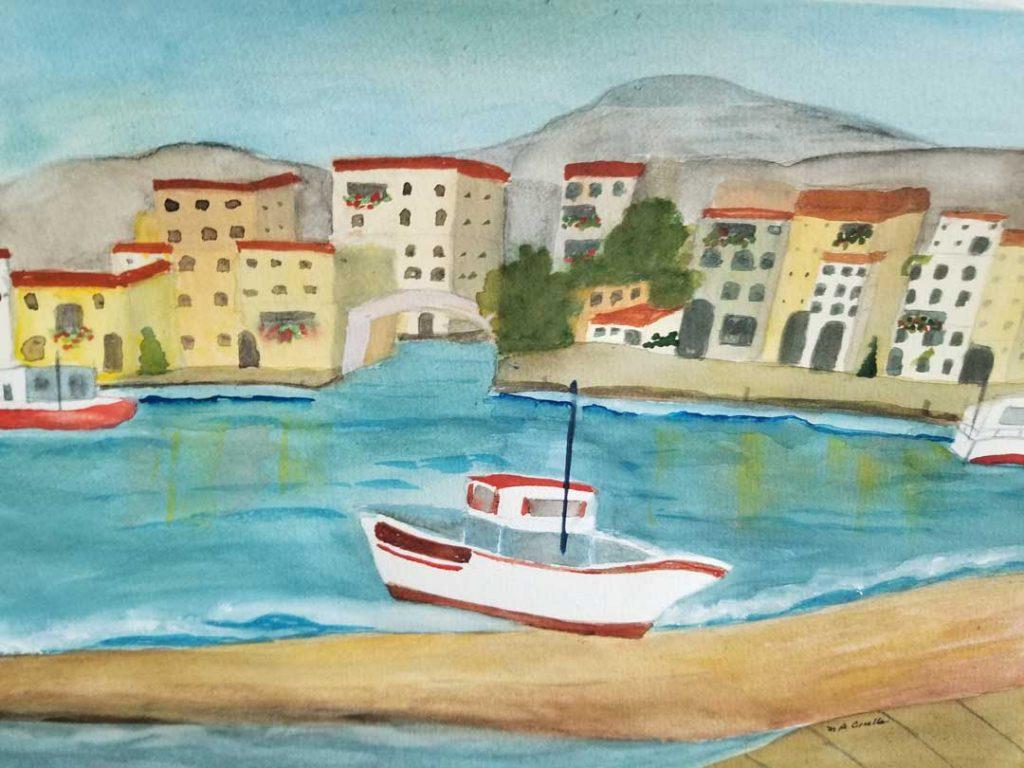 """Sicilia"" by Mary Ann Ciulla"