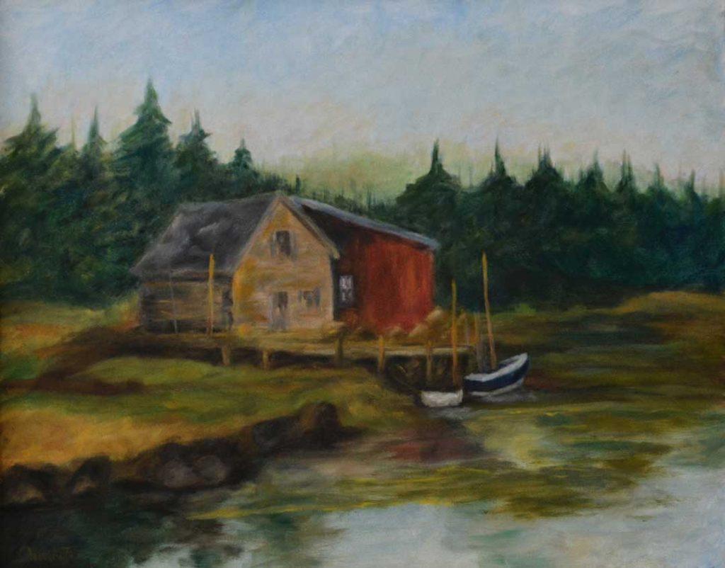 """""""Safe Harbor"""" by Bev Cronkite"""