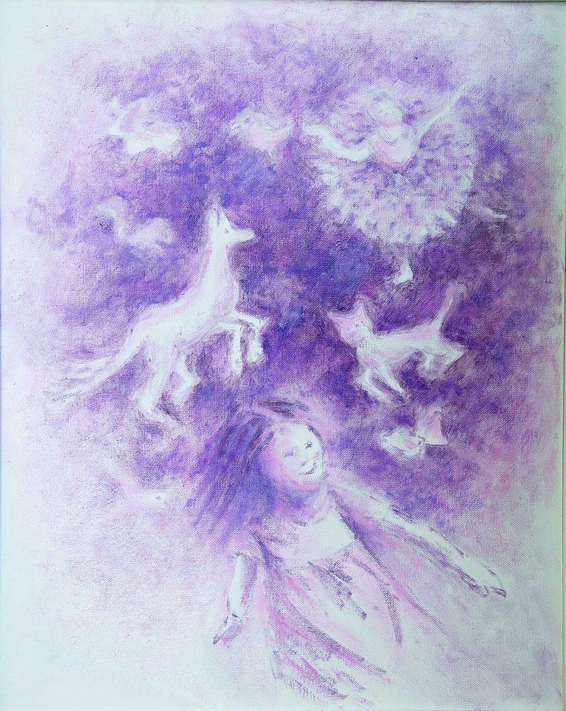 """""""Sena's Dream"""" by Yeou-Jih Yang"""